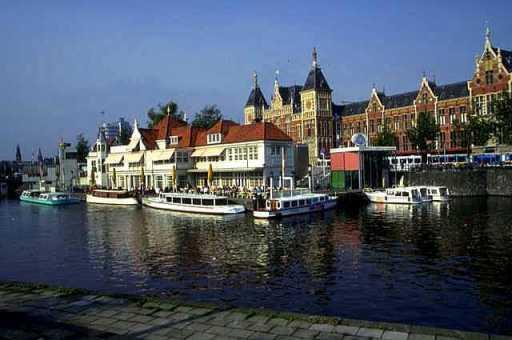 Amsterdam. Pressefoto: Franz Neumayr - www.neumayr.cc