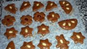 Weihnachtslebkuchen