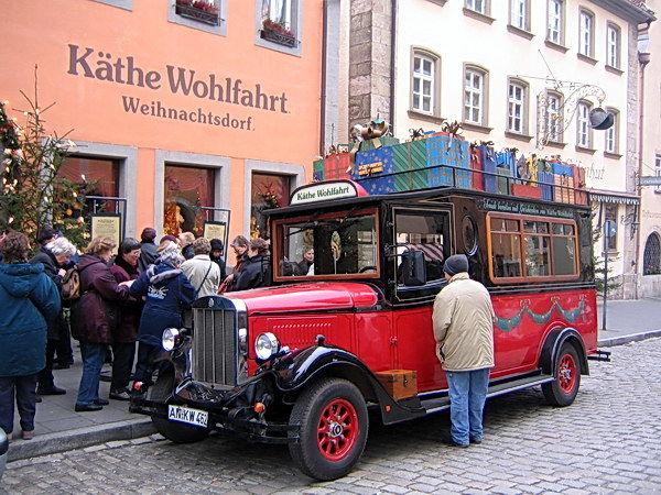 Rothenburg ob der Tauber. Foto: KTraintinger
