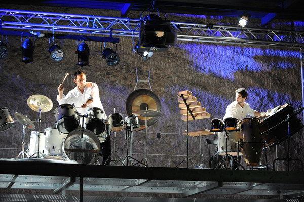 Kiril Stoyanov, Lev Loftus Schlagzeug
