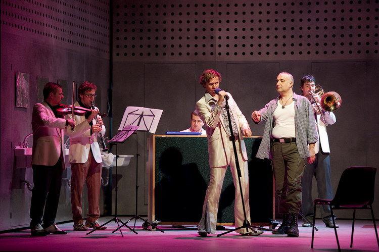 Hubert Wild, Vesselin Hristov und Chor