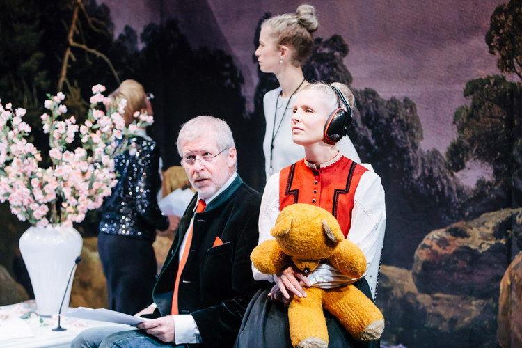 Ulrike Arp, Harald Fröhlich, Christiane Warnecke, Sinikka Schubert