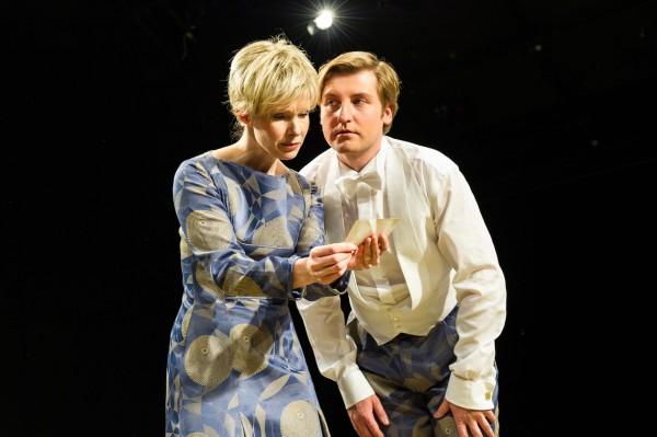 Sinikka Schubert (Elisabeth),Thomas Enzi (Claude)
