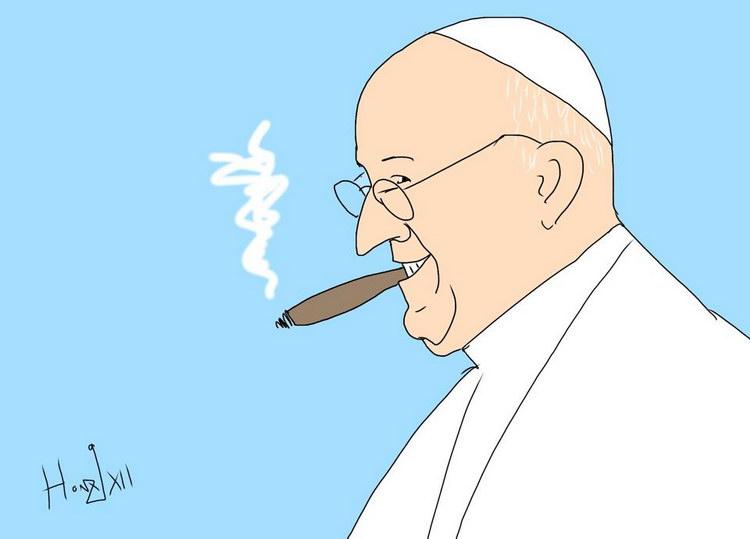 Habemus Papam. Franziskus I.