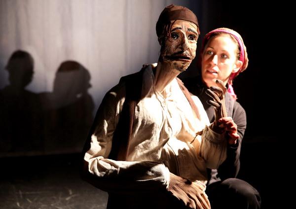11-20 Nikolaus Habjan_Don Quijote_1 ©Barbara Pálffy