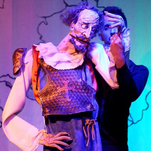 cervantes: don quijote schuberttheater 2013 habjan
