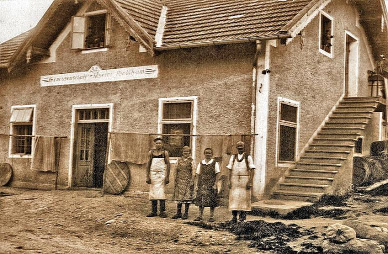 Die ehemalige Käserei in Riedlkam