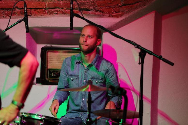 Alex Willinger und Band im Unikum