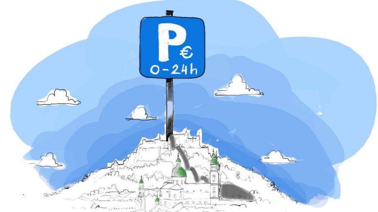 Parken in Salzburg