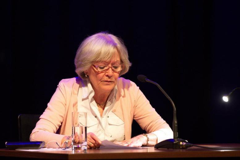 Heidi Merkel   Foto: Karl Traintinger