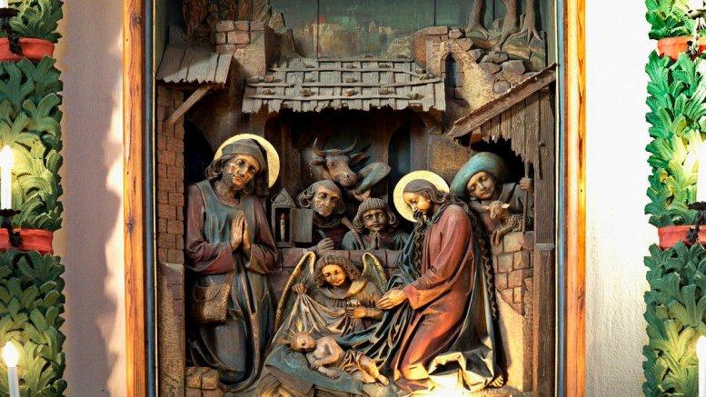 Stille Nacht Kapelle - Weihnacht