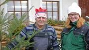 Christbaumverkauf beim Wagnerbauern in Asten