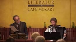 Literatur im Caef Mozart