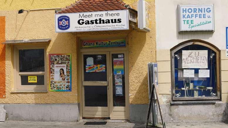 Gasthaus in Graz