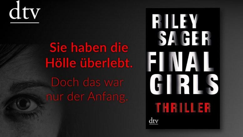 Riley Sager: Final Girls