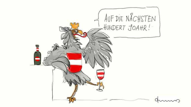 100 Jahre Deutschösterreich