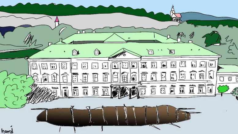 2019 Bahnhof Schloss Mirabell