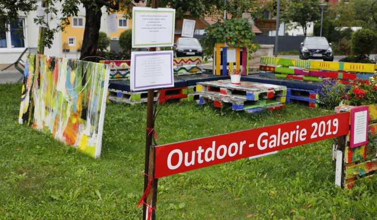 Outdoor Galerie Henndorf