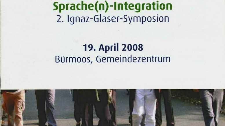Ignaz-Glaser-Symposion