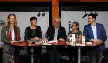 Kimbie Humer-Vogl , Astrid Rössler, Alexander Rabitsch, Waltraud Auer,Sebastian Bohrn-Mena