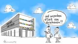 Parkhaus Lhausen