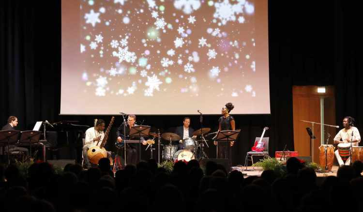 A Soulful Christmas mit Chanda Rule & Friends