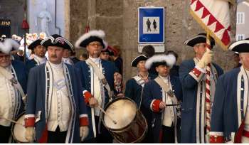 Salzburger Bürgergarde | Foto: Karl Traintinger