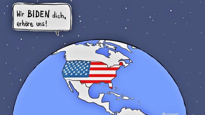 Amerika hat gewählt