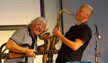 Heli Punzenberger und Herb Berger