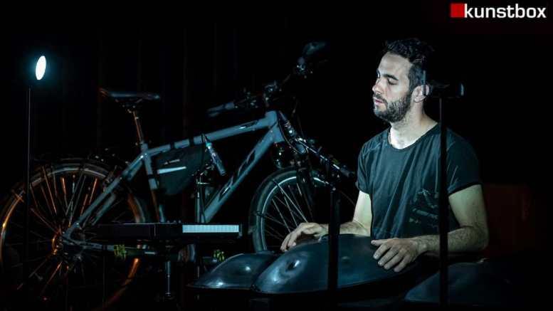 Manu Delago - ReCycling Tour | Fotos: Kunstbox