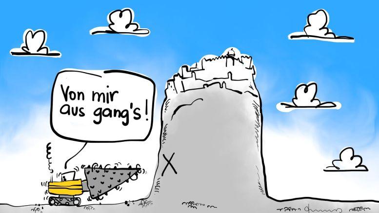 Mönchsberggarage