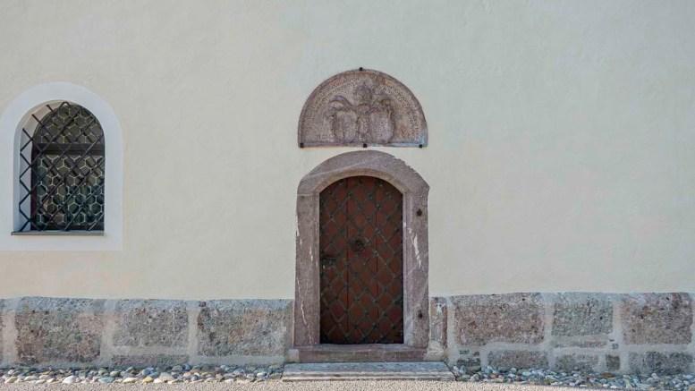 Maria im Mösl - Eingang Sakristei
