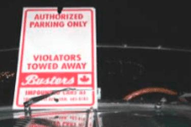 Morgan Parking