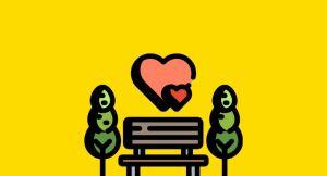 Պատկեր՝ սեր թեմայով։ Տեղադրված հայ գրող Դօրիանի «Սիրո պատմություն» Պատմվածք ստեղծագործության էջում։