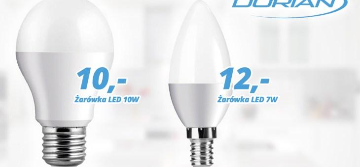 Energooszczędne żarówki LED w Mega Niskiej Cenie