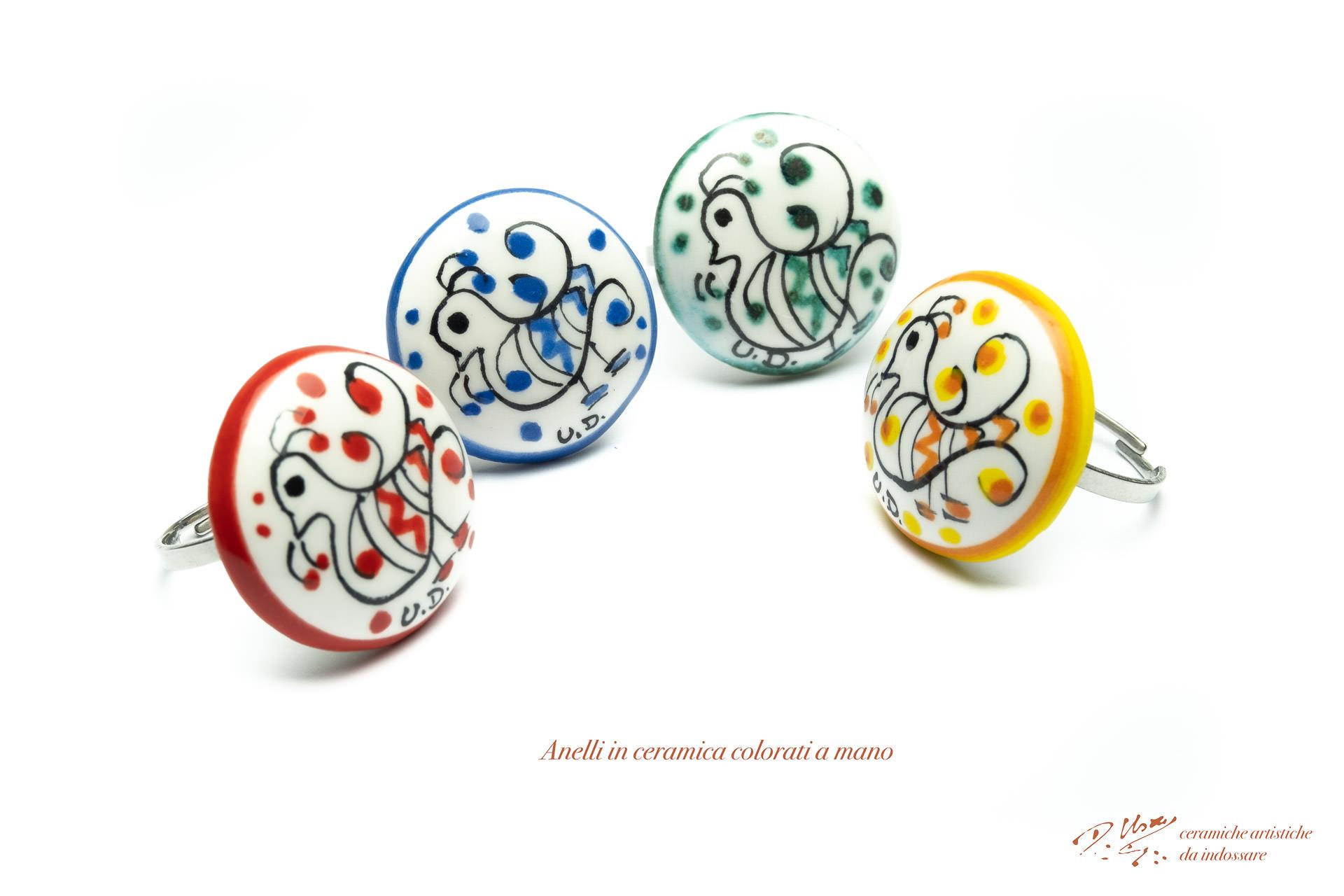 ceramiche artistiche da indossare Doriana Usai 005