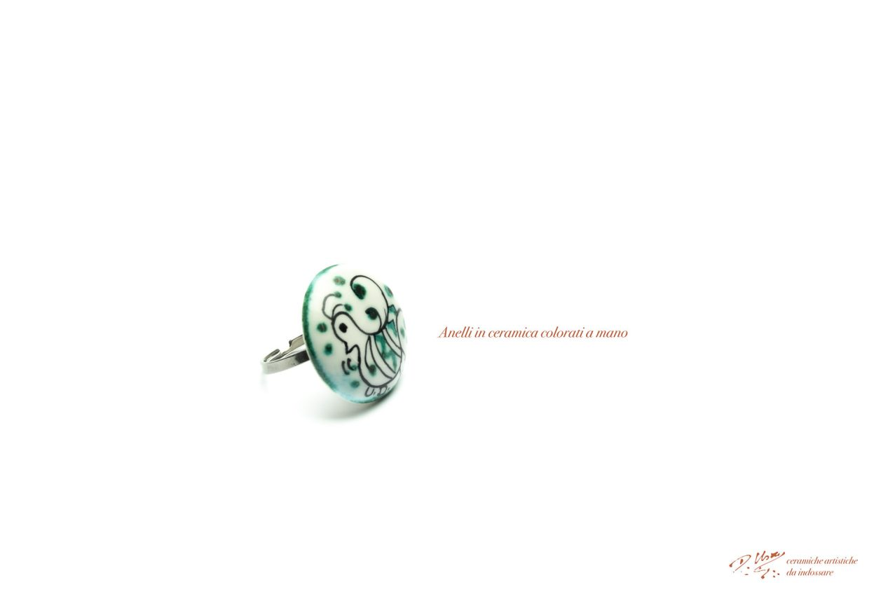 ceramiche artistiche da indossare Doriana Usai 007