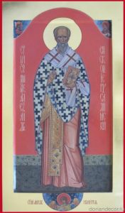 St. Alexander of Jerusalem. 2013.