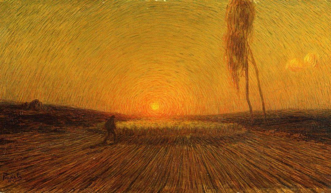 Итальянский художник-символист Гаэтано Превиати