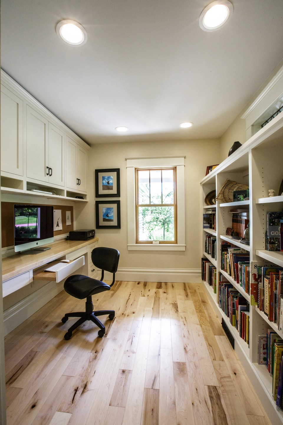 Modern Farmhouse Office  Dorig Designs