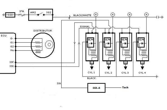 Ae111 Toyota Corolla Wiring Diagram : Pursued : A True
