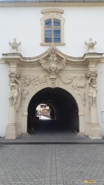 Poarta IV Alba Carolina