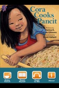 Cora Cooks Pancit - App