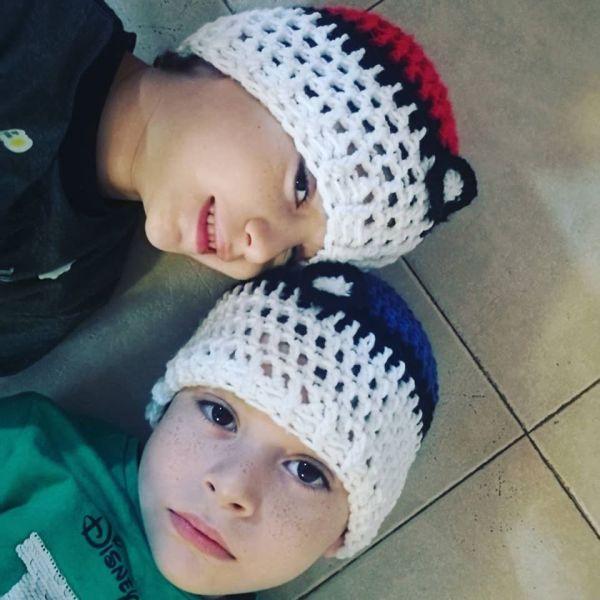 כובע פוקימון לילדים