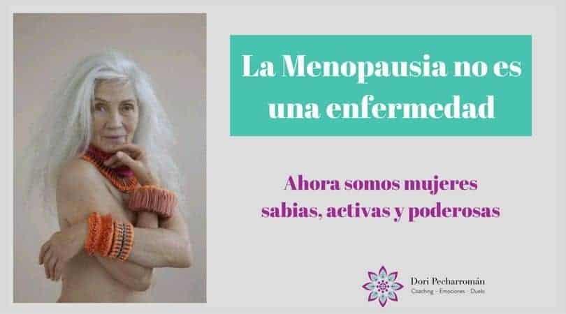 menopausia mujer sabiduria