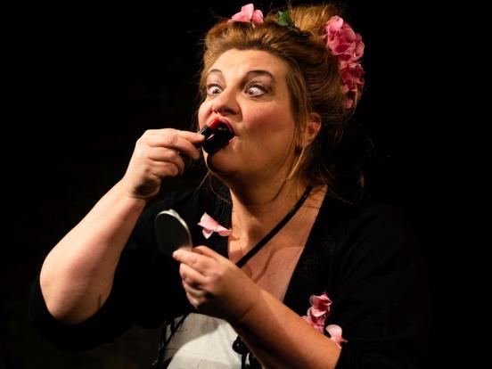 "Doris Friedmann, ""L'Amour und Glück!""; Theater - Chanson - Komik"