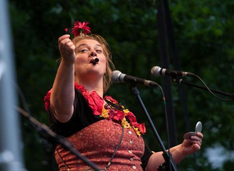 Doris Friedmann, Moderation
