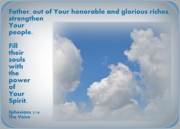 Ephesians 3-16