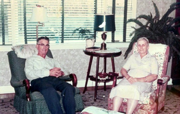 Hawthorne - Grandpa & Grandma