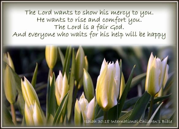 Isaiah 30-18